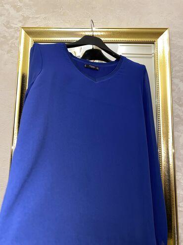 платья из панбархата на шифоне в Кыргызстан: Кофточка шифоновая с х/б подкладомбренд: mangoразмер: мцвет