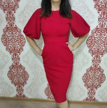 Почти новое платье. Привезла с Турции . Подчеркивает фигуру