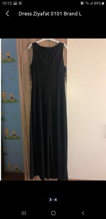 Dress Ziyafət 0101 Brand L