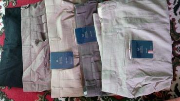 Мужские брюки классические новые в Бишкек