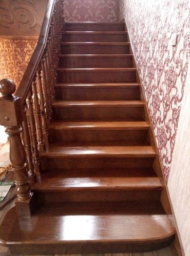 Установка ,изготовление лестниц в Бишкек