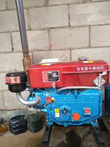 Продам двигатель дизельный R-180 на запчасти цена 10000 сом. в Каракол