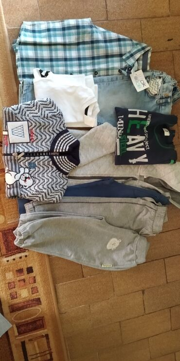 Paket odeće - Sivac: Paket za dečake Vel 86
