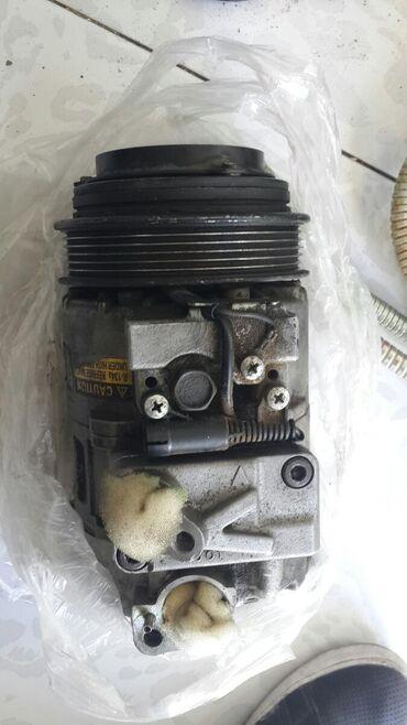 Mersedes kompressoru böyük shkifnen Mersedes ait hər zapcast xodovoy