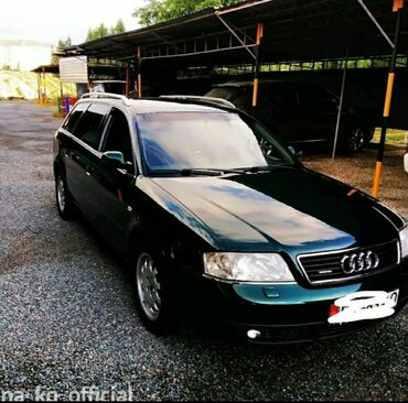 audi 100 2 8 quattro в Кыргызстан: Audi A6 2.5 л. 2001 | 195000 км