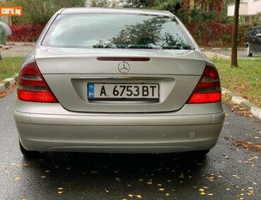 Mercedes-Benz E 220 2.2 l. 2002 | 111111 km