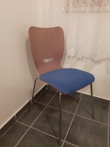Nameštaj - Knjazevac: 4800 dinara 4 stolice
