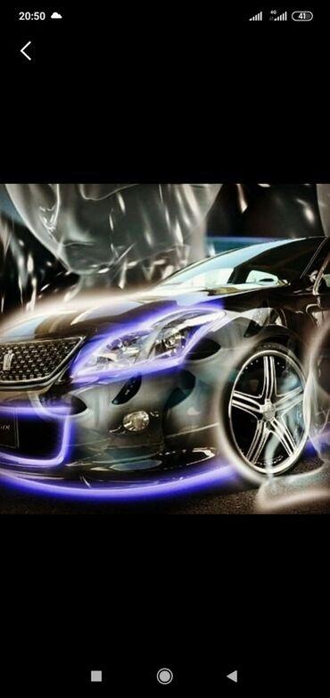 Химчистка машины цена - Кыргызстан: Автомойка | Полировка
