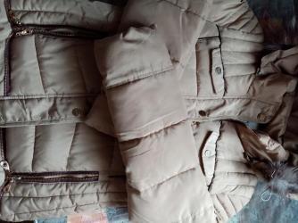 Zimska jakna Vels. Kapuljača se skida - Lebane