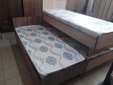 Спальный кровать   Новый  с хорошим   в Лебединовка