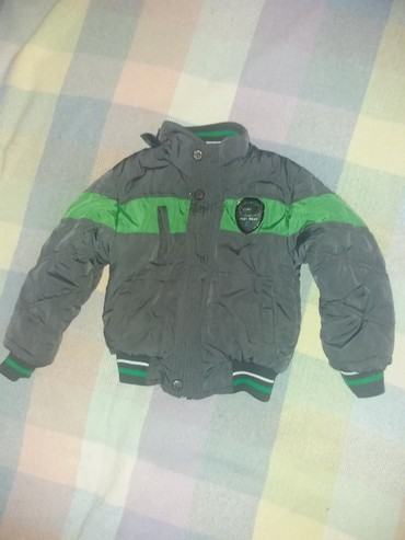 Dečije jakne i kaputi | Paracin: Izuzetno topla jakna za decake vel.3 postava je malo odsivena sem toga