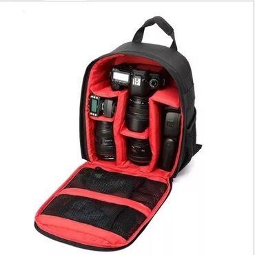 рюкзак в Кыргызстан: Сумка-рюкзак для фотоаппарата, нетбука и аксессуаров +бесплатная доста