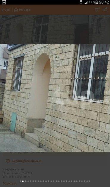 Xırdalan şəhərində Xirdalanda màrkàzdà 6 das kùrsùlù 3 otaqli và evà birlàsmis