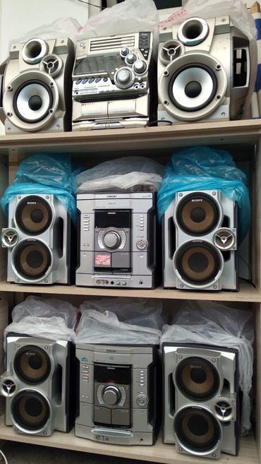 Продаю муз центры как усилитель в Бишкек