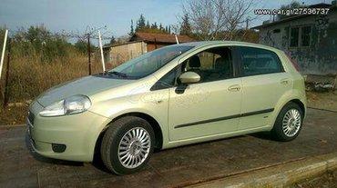 Fiat Grande Punto 1.3 l. 2006 | 193000 km