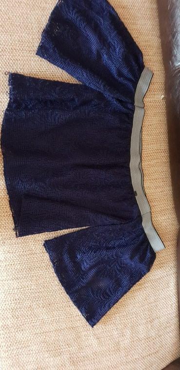 Nova tamno plava ps fashion bluzica,leprsava,3/4 rukavi,u broju 36 - Smederevo