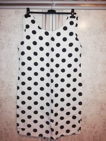 Haljina na tufne, sivena po Zarinom modelu. Veličina odgovara broju L. - Pancevo