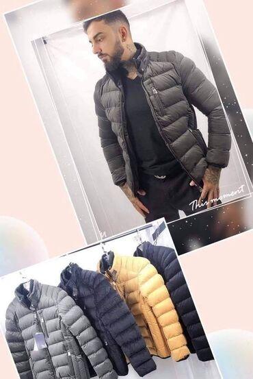 Almers jos komada b poslednji komamoguca - Srbija: Muška jakna 3500dinVelicine M do 3Xl Punije jakne Izuzetnog kvalitetaB