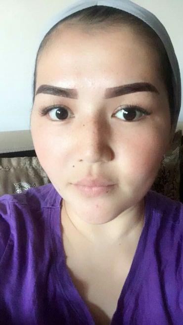 Услуги : теневая растушовка бровей   в Бишкек
