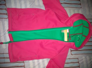 Nova jaknica za devojčiceveličina pokazana na slici