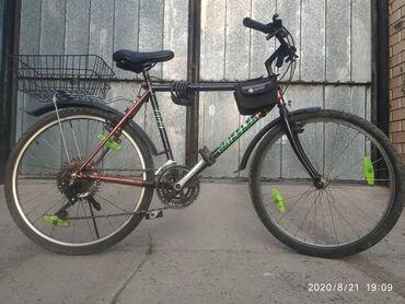Велосипеды - Кыргызстан: Велосипед пушка! немецкого производства WHEELER в отличном состоянии