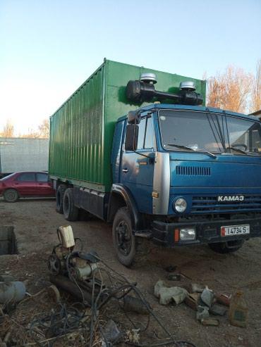 Камаз53212 в Каракол