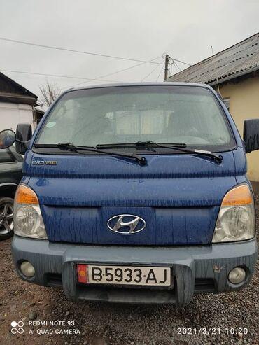 сколько стоит шины в Кыргызстан: Hyundai Портер 2.5 л. 2006 | 220000 км