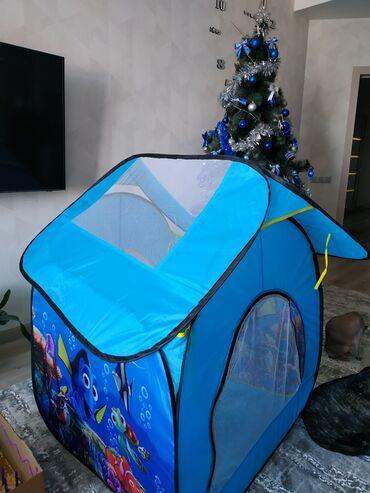 Домик кж - Кыргызстан: Детский домик   Продаю детский домикнебольшойскладной