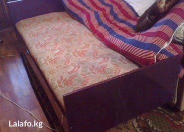 продаю кровать односпальную сборно-разборную , цена 4900/шт в наличии в Бишкек