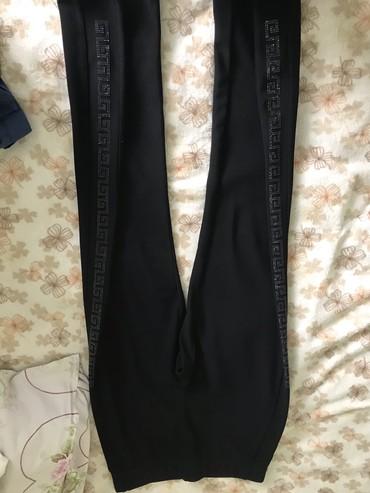 спортивная мужская зимняя одежда в Кыргызстан: Штаны очень удобные с узорами с боку можно носить как спортивные и