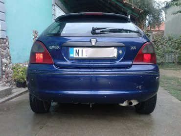 Rover 200 1997 - Nis