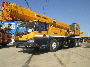 Услуги Китайского Автокрана грузоподьем от 5 до 50 тонн в Бишкек