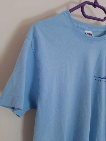 Muška majica plava. Vel S. Promotivna