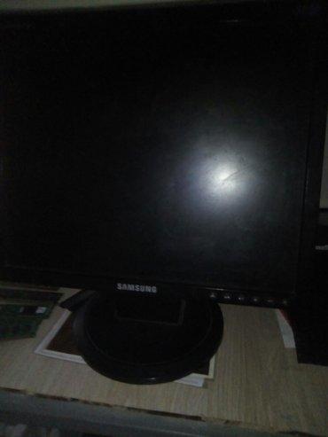 Продаю монитор самсунг 17 дюймов в идеальном состоянии в Бишкек