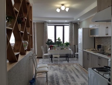 Сдается квартира: 3 комнаты, 110 кв. м., Тамчы в Тамчы