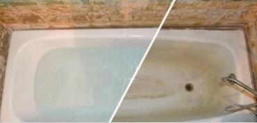 эмалировка ванн в Кыргызстан: Эмалировка ванн. Реставрация ванны. Покрываем жидким акрилом