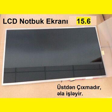 Monitorlar Azərbaycanda: İki ədəd işıənmiş LCD notbuk ekranı satılır. Toshiba L500 notbuku