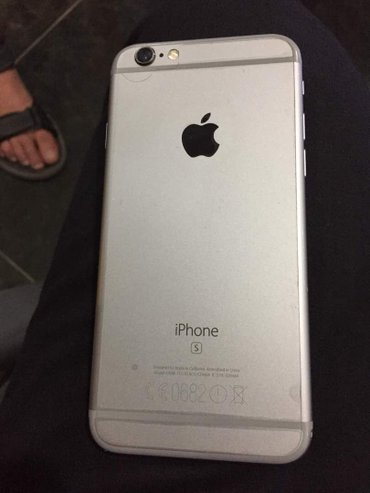 Iphone 6s space gray  64gb  в Бишкек