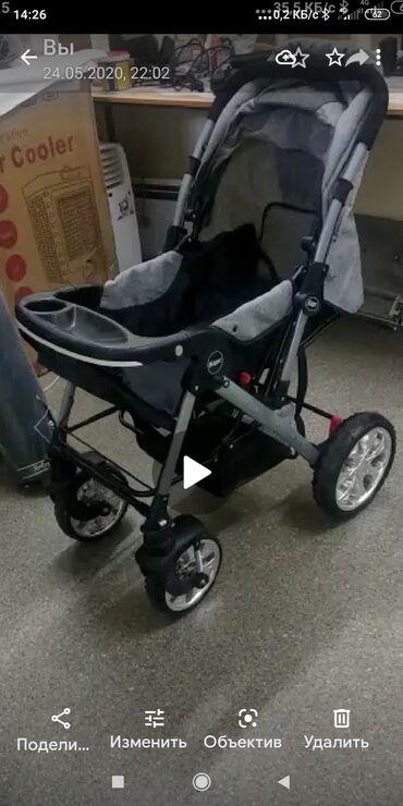"""Детский мир - Чон-Далы: Продаю коляску фирмы """"барс"""". В хорошем состоянии. Прошу 4000 сом"""
