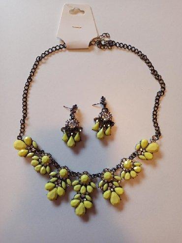 Ostalo | Zrenjanin: Nova zenska ogrlica i nove mindjuse! Kombinacija ogrlica sa