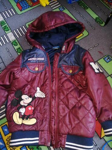 Zimske - Srbija: George 4/5 jakna za decaka za jesen i blazu zimu. Prelepa ima dve