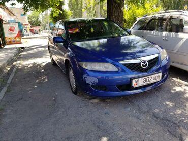 Mazda 6 2 л. 2003 | 3 км