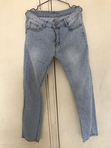 джинсы мужские 33 размер в Кыргызстан: Продаю мужские штаны, состояние нового Размер 33