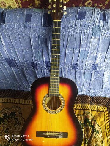 Гитара хорошем состоянии срочно продам