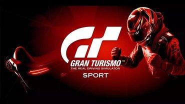 Gran Turismo Sport - запись на PS4 в Бишкек