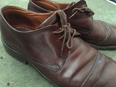 Muske kozne torbice - Srbija: Muske kozne cipele 43