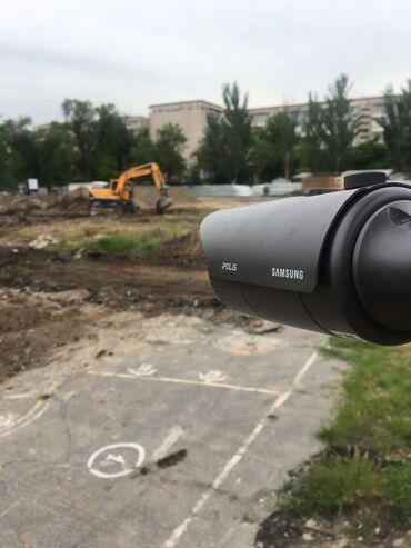 Камеры-видеонаблюдения - Кыргызстан: Камеры камеры камеры  установка видеонаблюдения  гарантия на оборудова