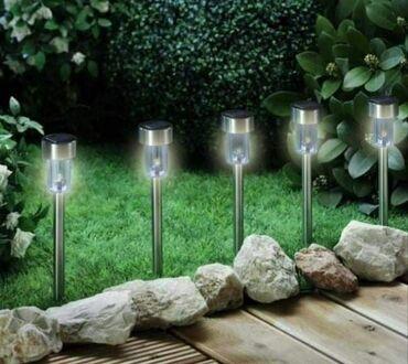 Set od 10 solarnih lampiSamo 2590 dinara.Porucite odmah Set od 10