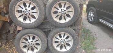 диски на бмв х5 в Кыргызстан: Бмв Х5, диски с резиной 235/65 на 17, дешево