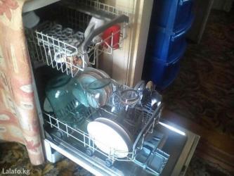 """Посудомоечная машина """"indesit"""" б/у , в отличном состоянии в Бишкек"""